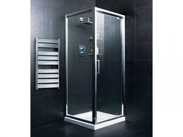 Eliana Nerine 760mm Pivot Door Shower Enclosure