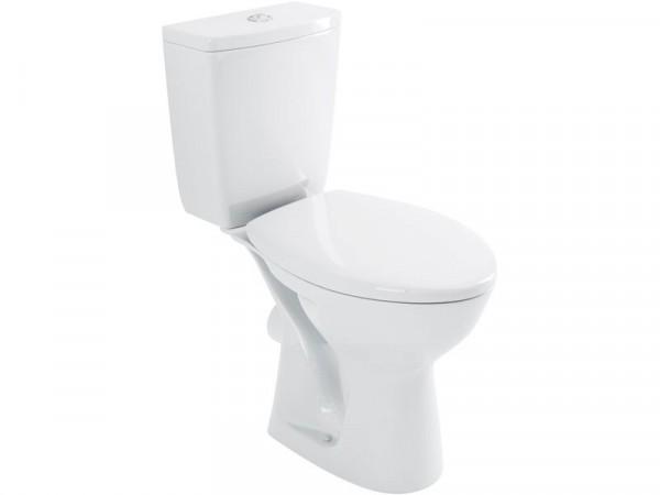 CEDAR CLOSE COUPLED TOILET N STD SEAT