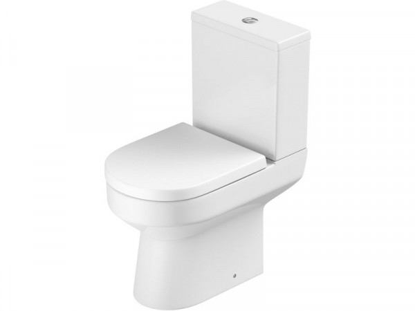 MULBERRY CLOSE COUPLED TOILET N S C SEAT