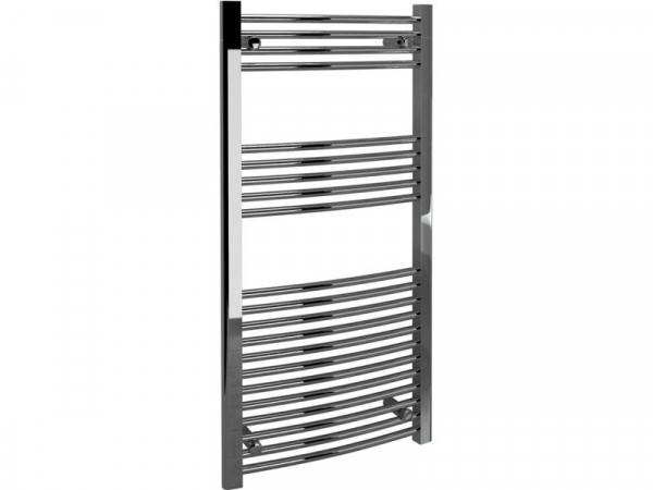 CURVED TOWEL WARMER 600X1200MM CHRM