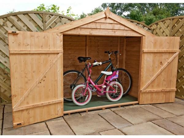 Mercia Garden Overlap Bikestore