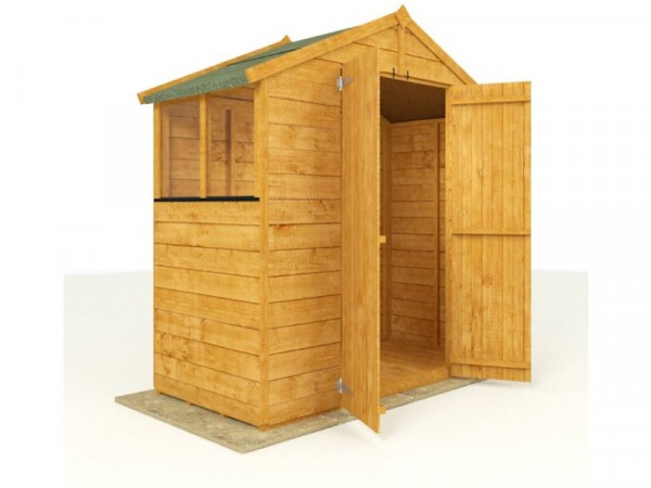 BillyOh Tongue and Groove Wooden Apex 3 x 6ft