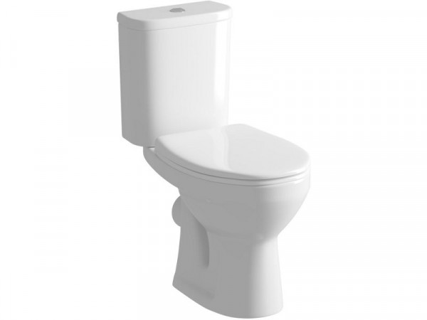 Lavari Caraway Toilet with Soft Close Seat
