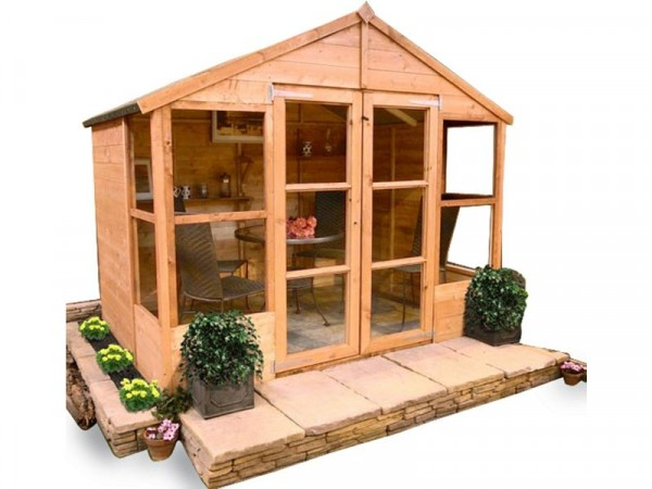 BILLYOH  T AND G SUMMERHOUSE 6 X8