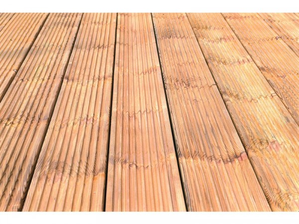 Forest Patio Deck Board Pack of 20