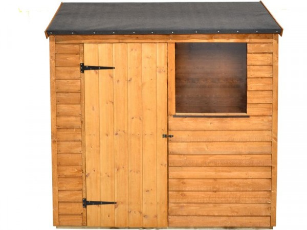 REVERSE 6X4 SHED