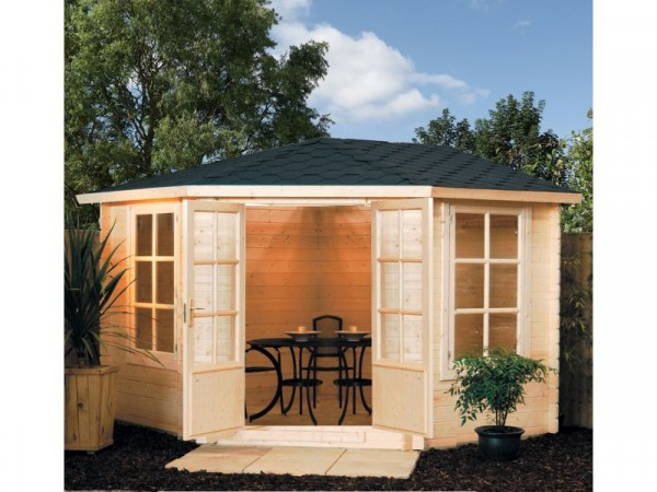 Kestrel Wooden Cabin - 10 x 10ft