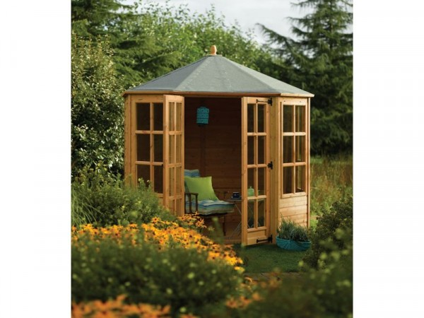 Ryton Wooden Octagonal Summerhouse 8 x 8ft