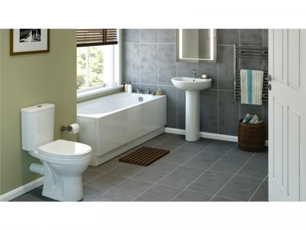 Eliana Caraway Standard Bath Suite inc Ammi Taps