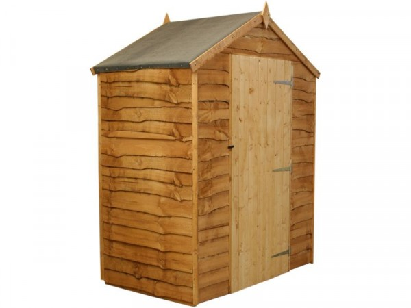 3X5 WANEY EDGE SHED