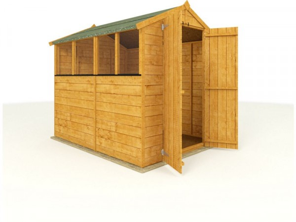BillyOh Wooden Premium Tongue and Groove Apex 7 x 5ft