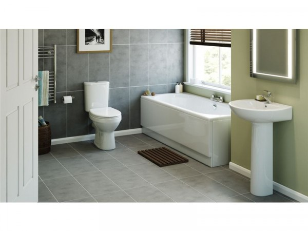 Eliana Caraway Upgrade Bath Suite inc Ammi Taps
