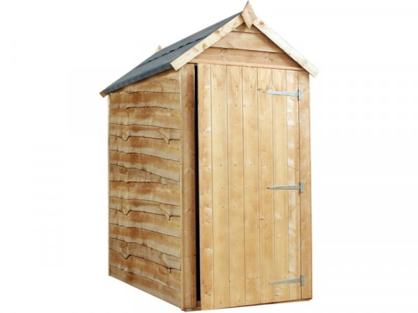 5X3 WANEY EDGE SHED