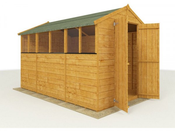 BillyOh Wooden Tongue and Groove Apex 10 x 6ft