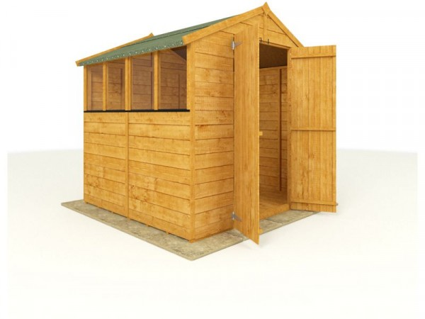 BillyOh Wooden Tongue and Groove Apex 6 x 6ft