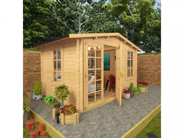 BILLYOH LOG CABIN 3 5M X 2 5M