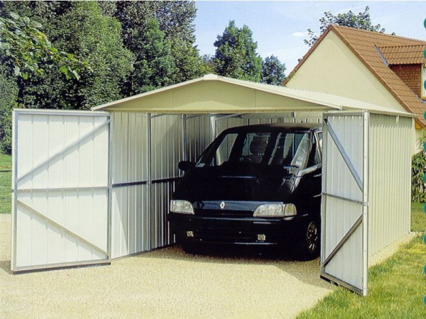 Yardmaster Maintenance Free Garage - 3 x 5m