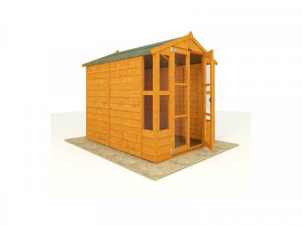 BILLYOH  T AND G SUMMERHOUSE 7 X5