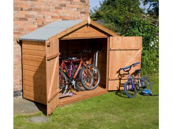 Mercia Garden Shiplap Bikestore