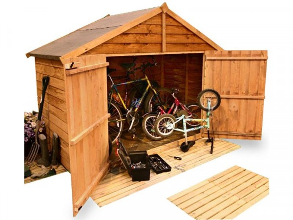 BillyOh Overlap Apex Bike Storage 4 x 7