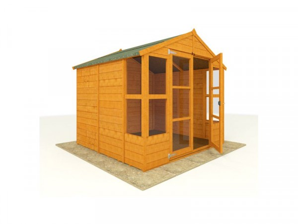 BILLYOH  T AND G SUMMERHOUSE 7 X7