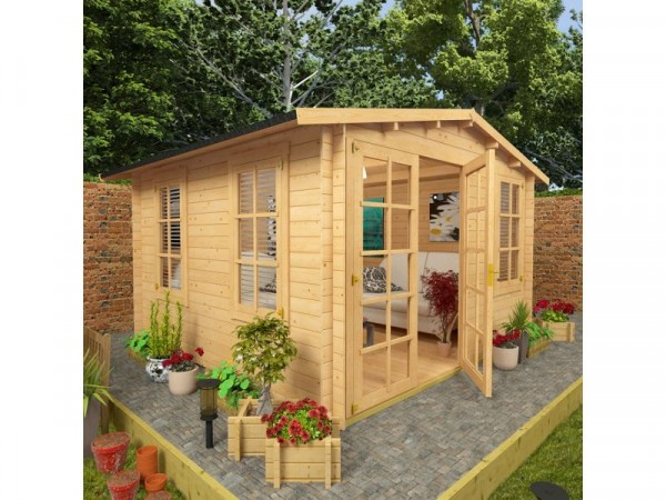 BILLYOH LOG CABIN 3 5M X 3 5M