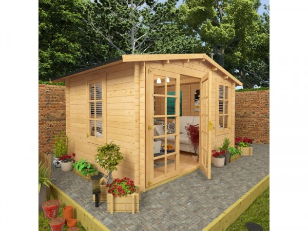 BILLYOH LOG CABIN 3 5M X 3 0M