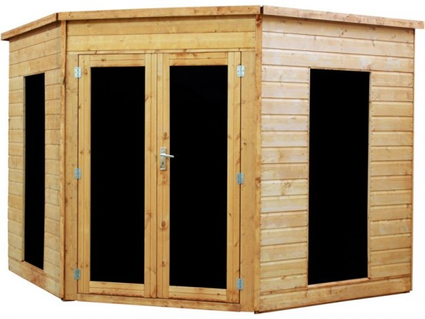 Mercia Corner Summer House 8 x 8ft