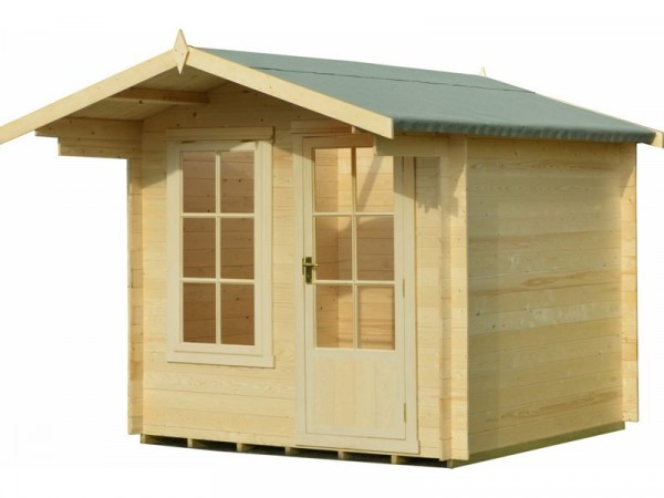 Homewood Crinan Wooden Cabin - 8 x 8ft