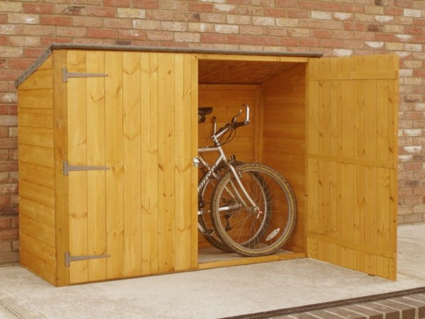 Homewood Bike Store 6 x 2ft