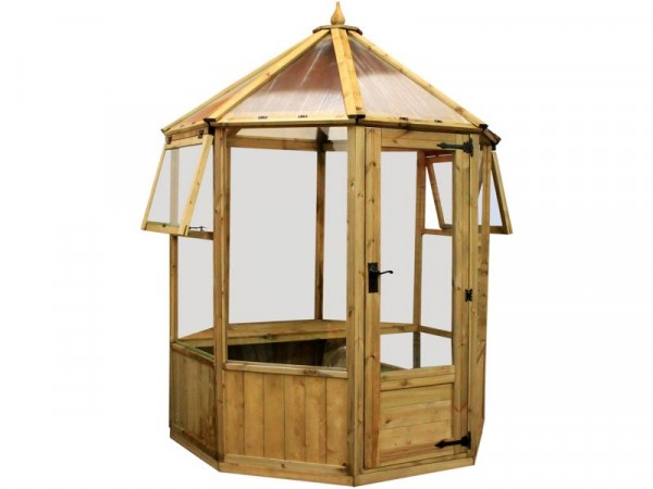 6X6 OCTAGONAL GREENHOUSE