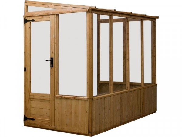 Mercia Pent Greenhouse Unit 8 x 4ft