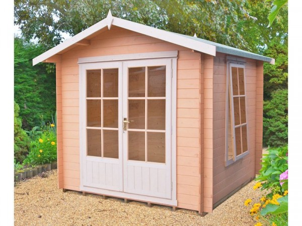 Homewood Barnsdale Wooden Cabin - 9 x 9ft
