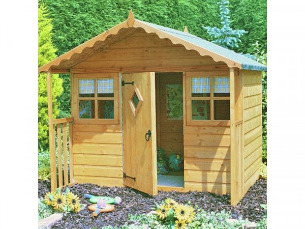 6 X 4 CUBBY PLAYHOUSE