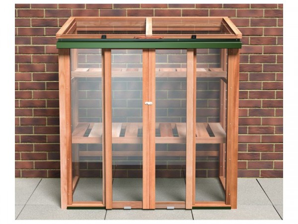 CEDAR UPRIGHT COLDFRAME