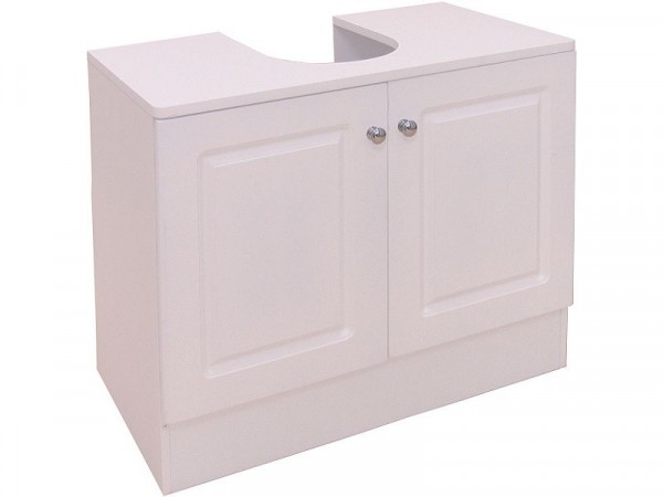 Chatsworth Under Basin Cabinet - White