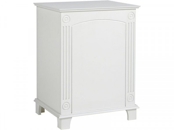 Athens Storage Hamper - White