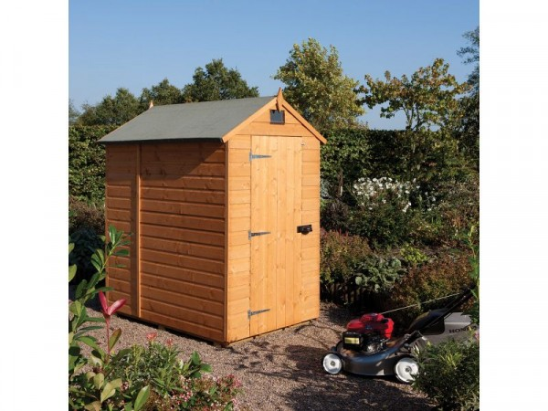 6X4 SECURITY SHED