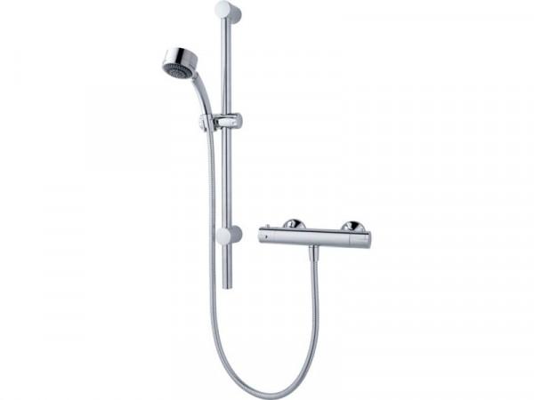 Lavari Papaya Thermostatic Mixer Shower