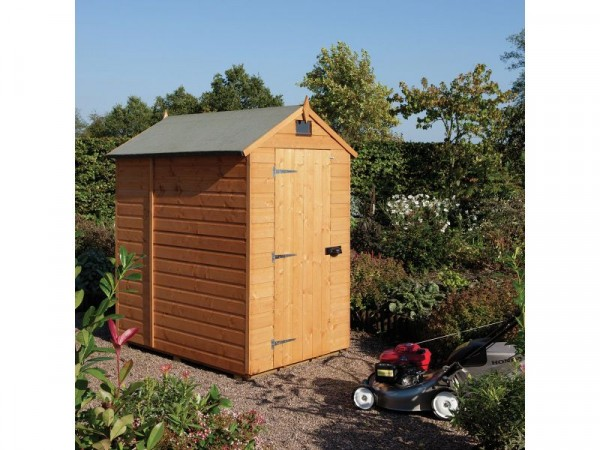 7X5 SECURITY SHED