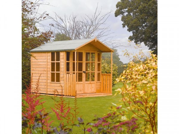 Rowlinson Arley Wooden Summerhouse