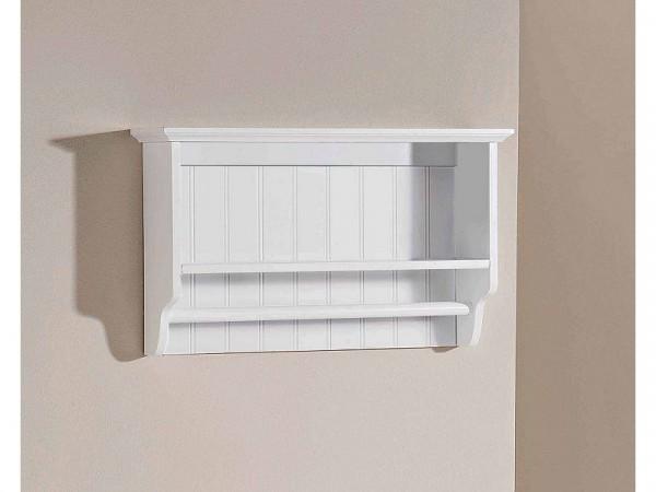 Mountrose Colonial Towel Rail with Shelf