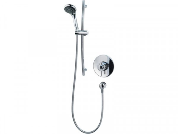 Eliana Damson Thermostatic Concentric Mixer Shower