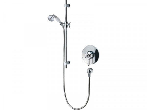 Eliana Coco Thermostatic Concentric Mixer Shower