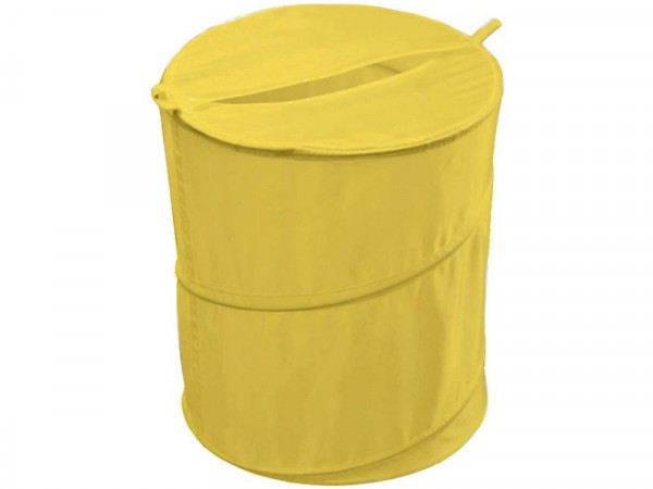 Sabichi Lemon Pop Up Laundry Bin - Yellow