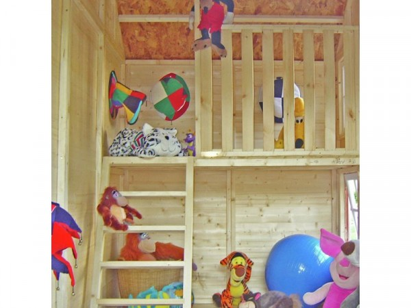 HOMEWOOD CRIB PLAYHOUSE