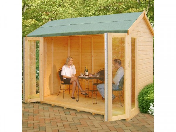 HOMEWOOD BLENHEIM 10 X 8 SUMMERHOUSE