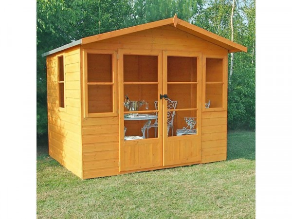 Homewood Milton Wooden Summerhouse - 8 x 8ft