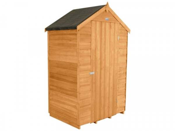 Forest Overlap 4 x 3ft Shed