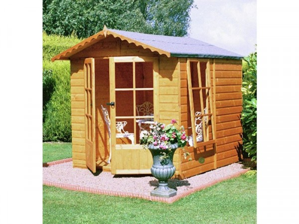 Homewood Buckingham 7 x 7ft Summer House